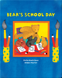 Bear's School Day