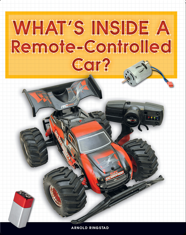 Take It Apart: What's Inside a Remote-Controlled Car?