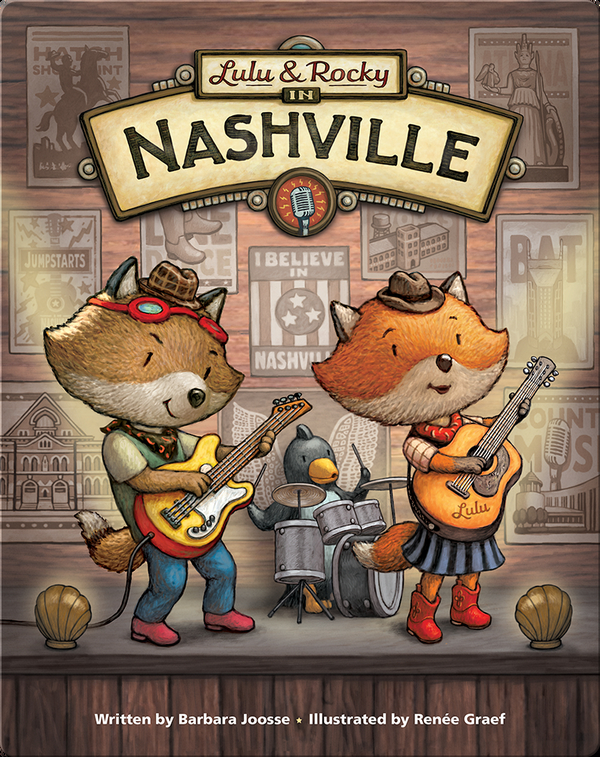 Lulu & Rocky in Nashville