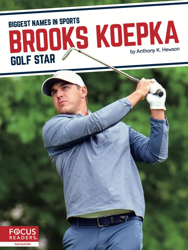 Brooks Koepka: Golf Star