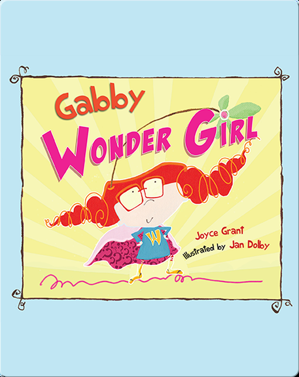 Gabby Wonder Girl