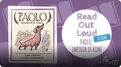 Read Out Loud: Paolo, Emperor of Rome
