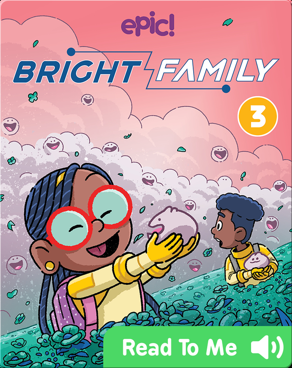 Bright Family Book 3: Night of the Living Squishes