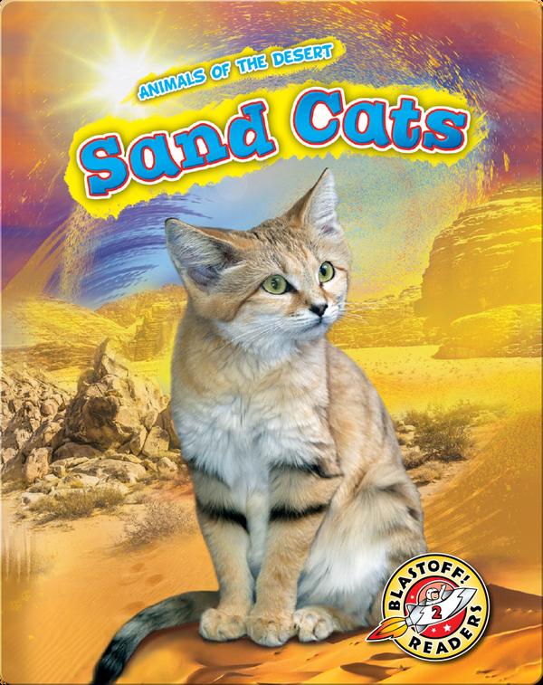 Animals of the Desert: Sand Cats