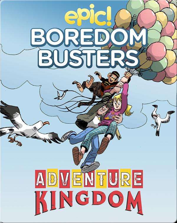 Epic! Boredom Busters: Adventure Kingdom