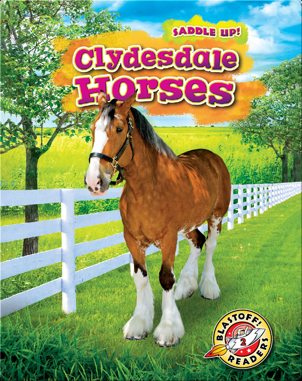 Saddle Up!: Clydesdale Horses