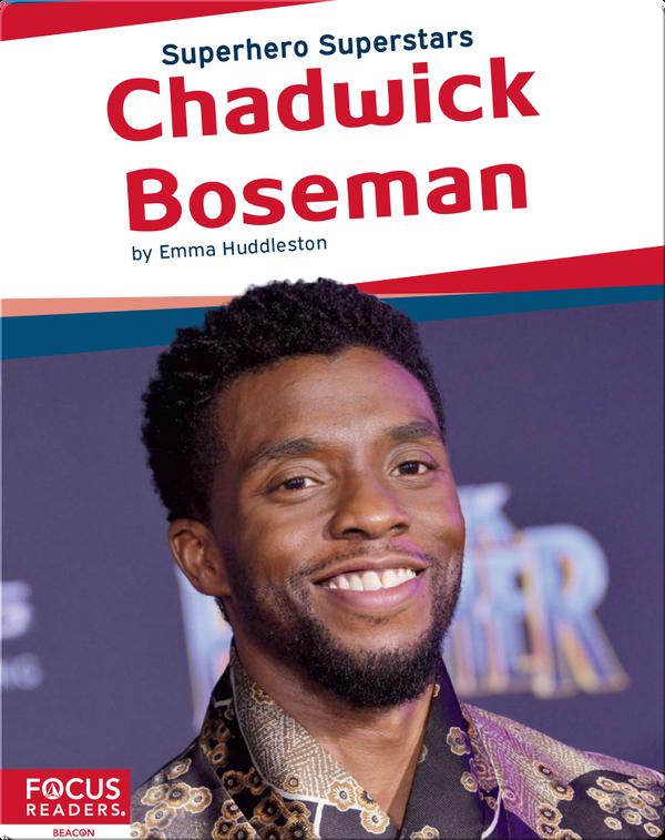 Superhero Superstars: Chadwick Boseman