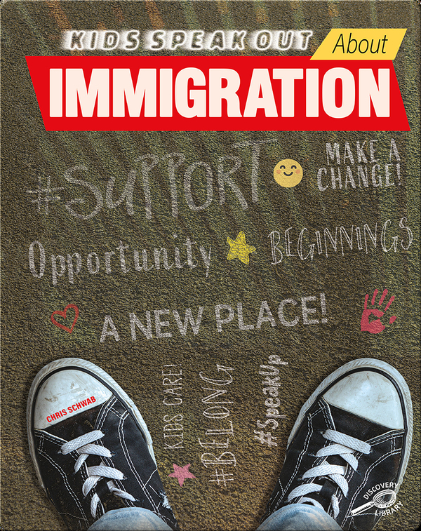Kids Speak Out About Immigration