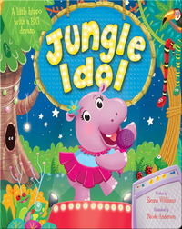 Jungle Idol: A Little Hippo with a Big Dream