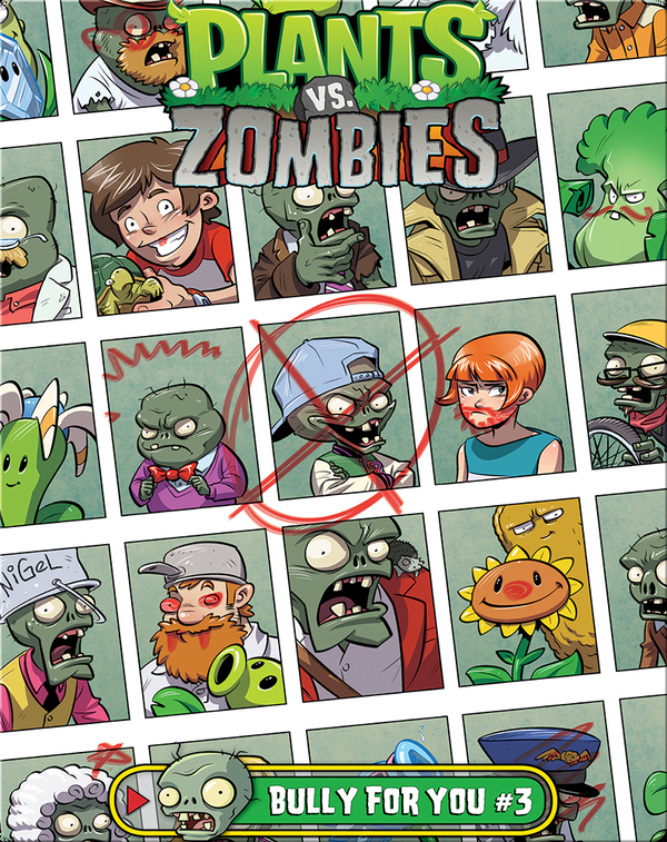 Plants vs. Zombies: Bully for You 3