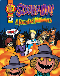 Scooby-Doo Comic Storybook 1: A Haunted Halloween