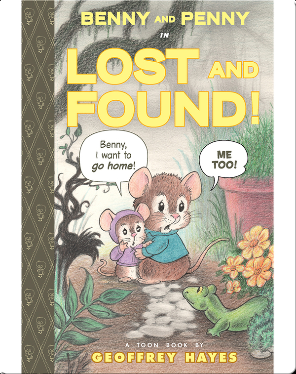 Benny and Penny in Lost and Found! (TOON Level 2)