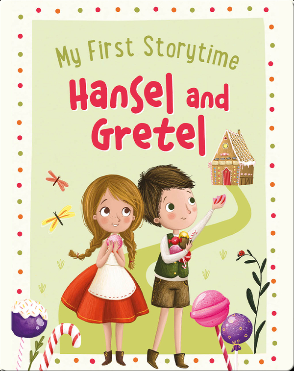 My First Story Time Hansel and Gretel