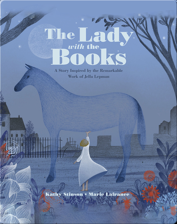 The Lady with the Books
