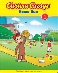 Curious George: Home Run