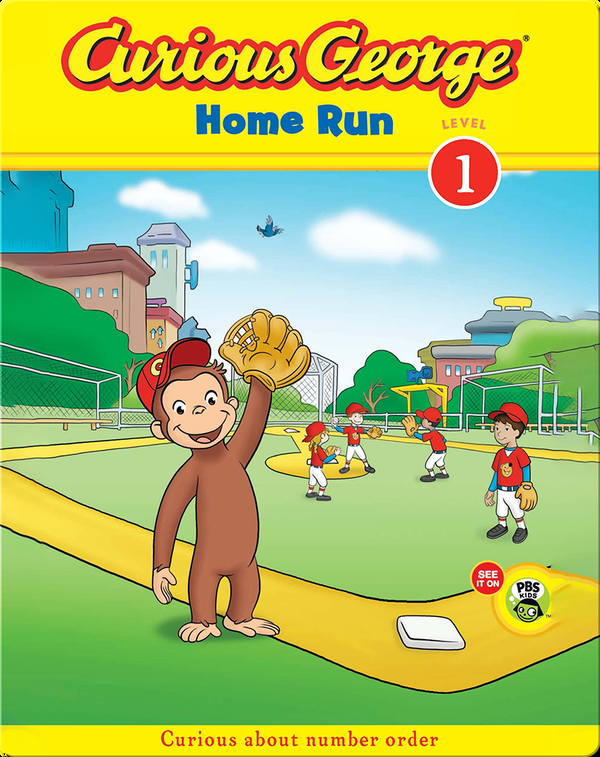 Curious George: Home Run