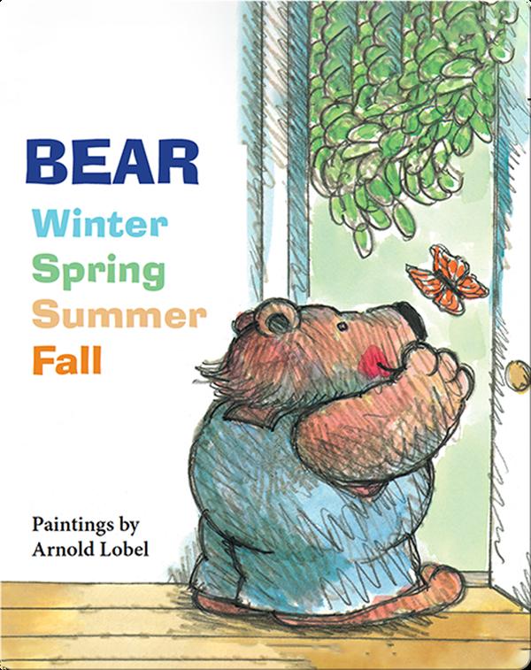 Bear: Winter, Spring, Summer, Fall