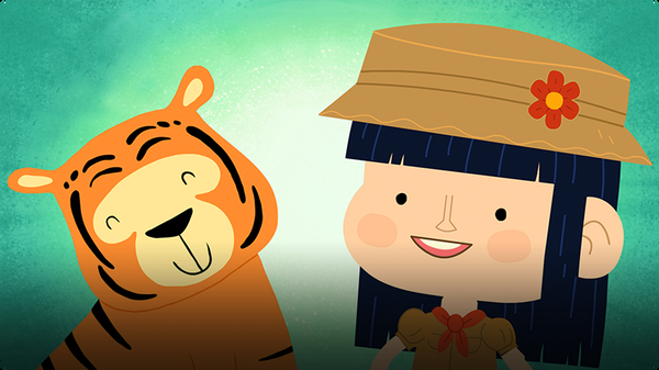 Super Simple Songs: Walking in the Jungle