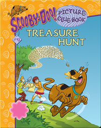Scooby-doo! Picture Clue Books: The Treasure Hunt