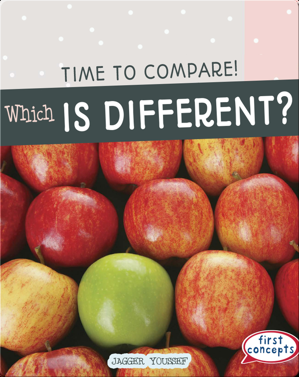 Time to Compare!: Which Is Different?
