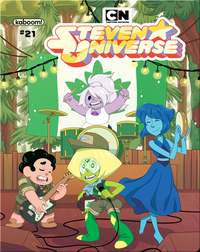 Steven Universe Ongoing No.21