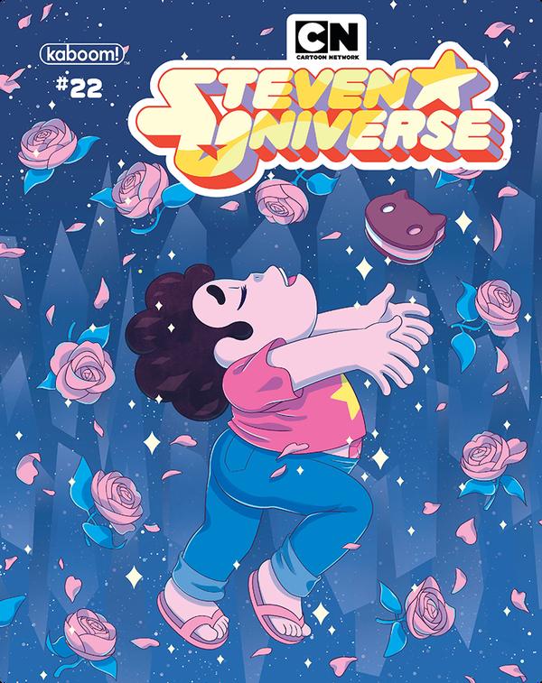 Steven Universe Ongoing No.22