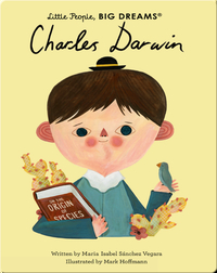 Little People, BIG DREAMS: Charles Darwin