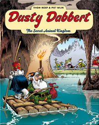 Dusty Dabbert: The Secret Animal Kingdom