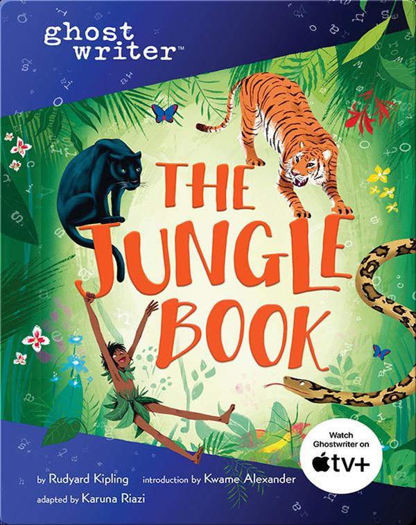 Ghostwriter: The Jungle Book