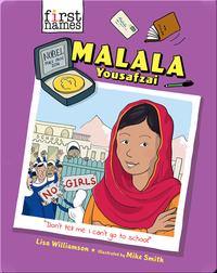 First Names: Malala Yousafzai