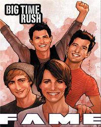 Fame : Big Time Rush
