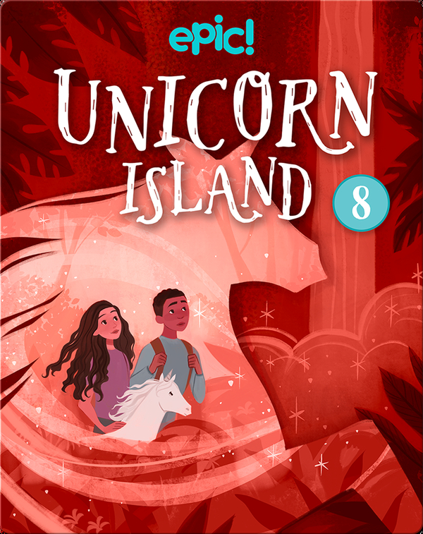 Unicorn Island Book 8: Secret Beneath the Sand