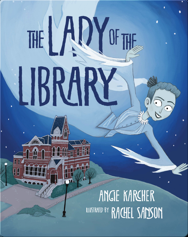 The Lady of the Library