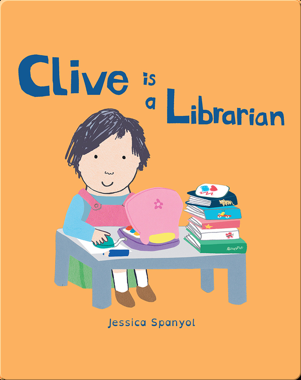 Clive's Jobs: Clive is a Librarian