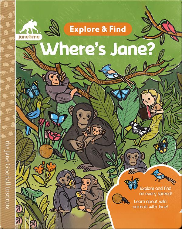 Jane & Me: Where's Jane?