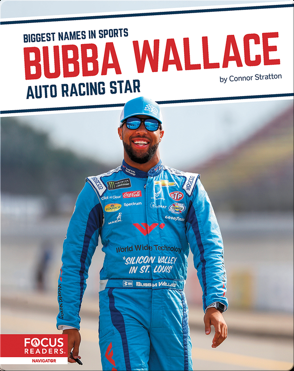 Bubba Wallace: Auto Racing Star