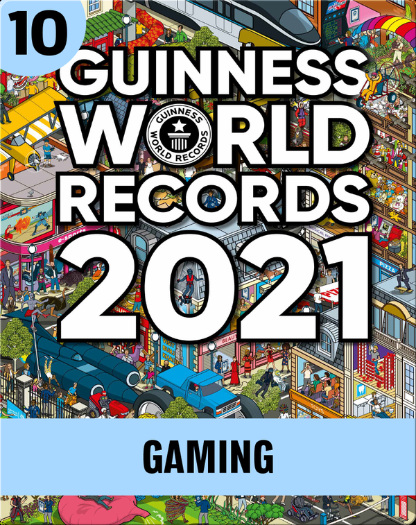 Guinness World Records 2021: Gaming