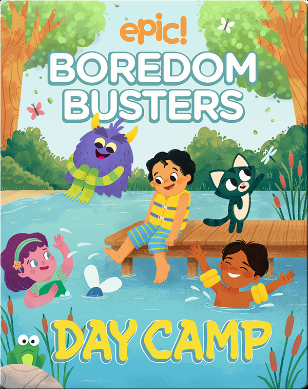 Epic! Boredom Busters: Day Camp