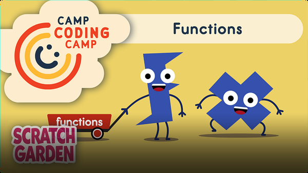 Camp Coding Camp: Functions