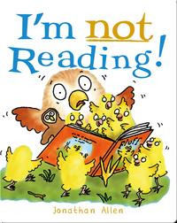 Baby Owl: I'm Not Reading