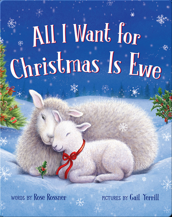 Punderland: All I Want for Christmas Is Ewe