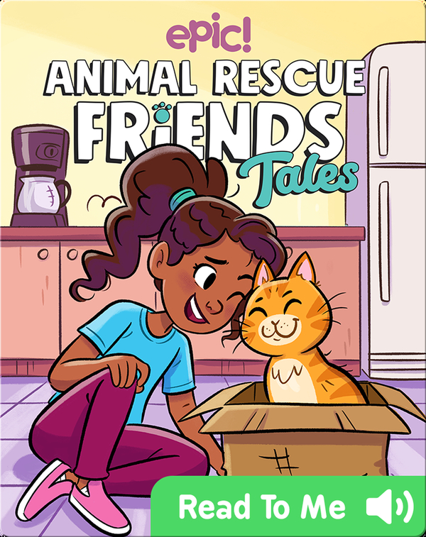 Animal Rescue Friends Tales: Maddie and Pendleton