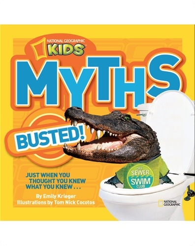 National Geographic Kids Myths Busted!
