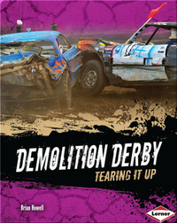 Demolition Derby: Tearing it Up