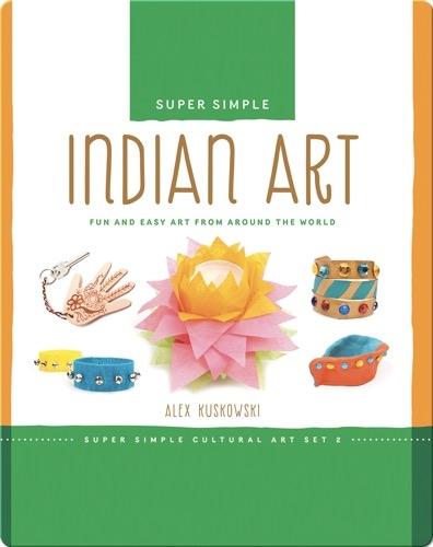 Super Simple Indian Art