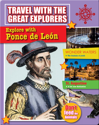 Explore with Ponce de Leon