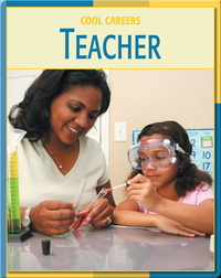 Cool Careers: Teacher