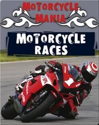 Motorcycle Mania: Motorcycle Races