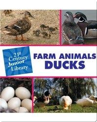 Farm Animals: Ducks