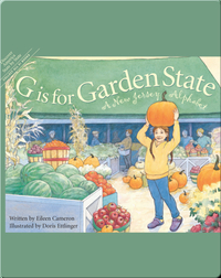 G is for Garden State: A New Jersey Alphabet